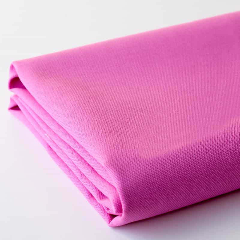 Plain Solid Coloured 100% Cotton Canvas for Upholstery, Bags & Clothing